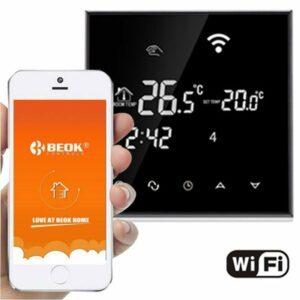 Termostat s Wi-Fi