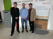 Na výstave Infotherma Ostrava