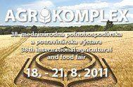Pozvánka Agrokomplex Nitra 2011