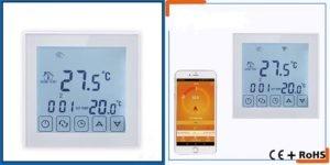Digitálny termostat Ti1 WIFI